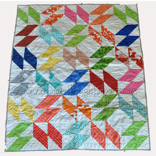 hurrican sandy quilt finish