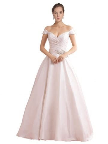 Online Shopping Cheap Off the Shoulder Wedding Dresses