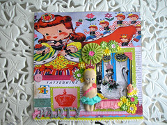 Party Time Scrapbook Layout! 2
