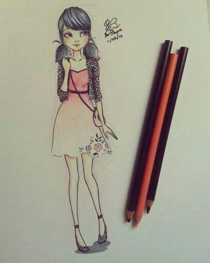 Hermosos Dibujos Miraculous Ladybug Español Amino