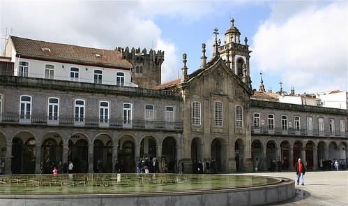 Praça da Republica - Arcada