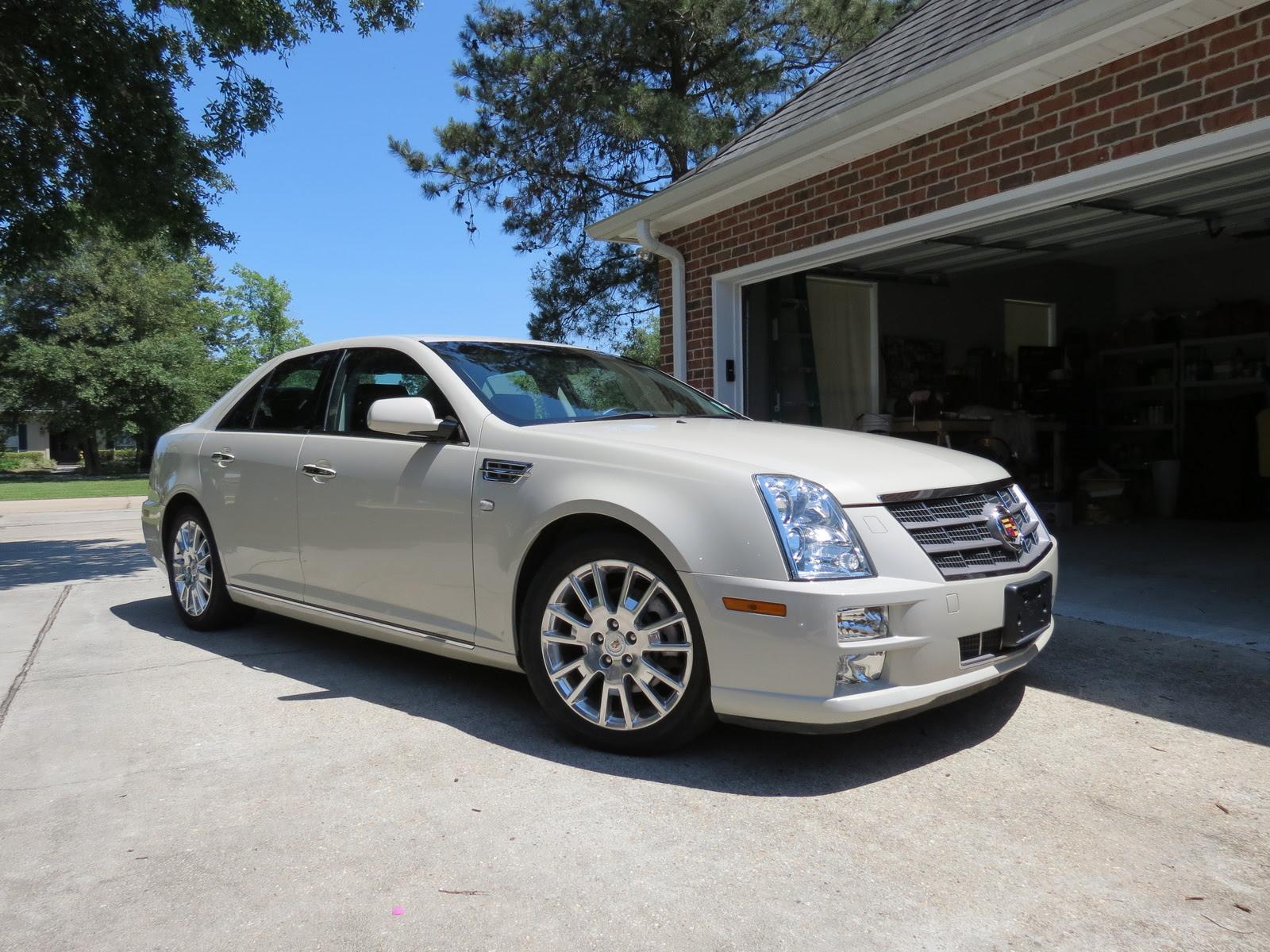 2010 Cadillac STS - Exterior Pictures - CarGurus