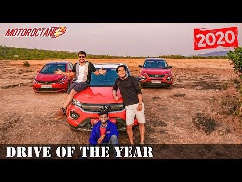 DRIVE of the Year - Tata Altroz, Nexon, Harrier