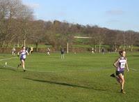 Helen Stuart finished 5th