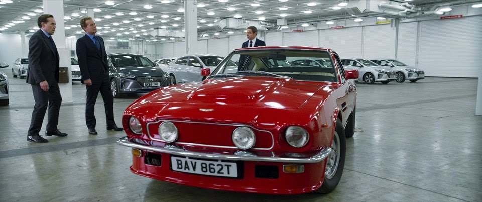 Imcdb Org 1979 Aston Martin V8 Vantage Mki In Johnny English Strikes Again 2018