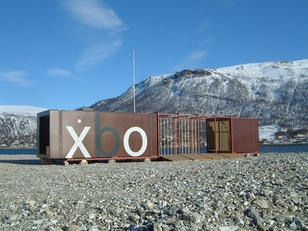 XBO Mobile Structure, 70-N-Arkitektur, Prefabricated, Architecture, Design, House, Interiors, Steel, Wood