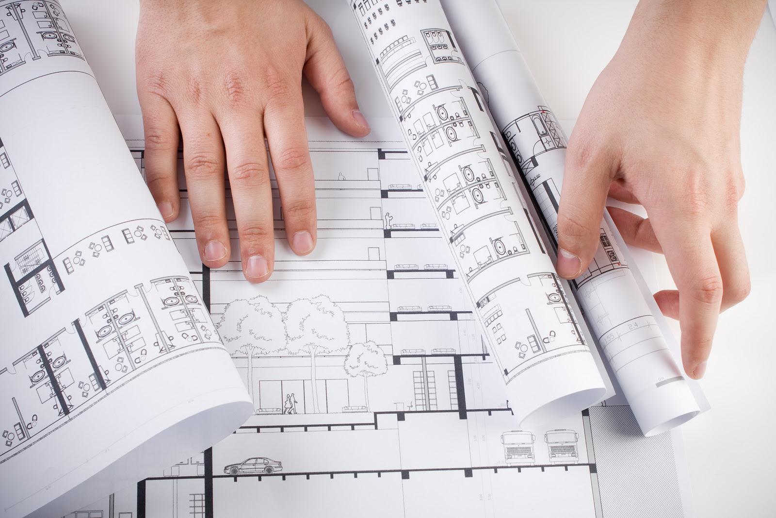 El método más efectivo para leer los planes de construcción