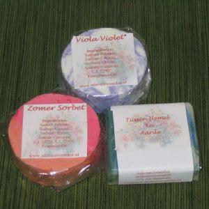 Ada's gift of soaps