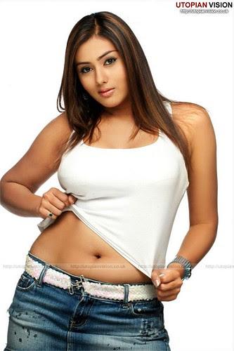 Sexy Actress Namitha Navel