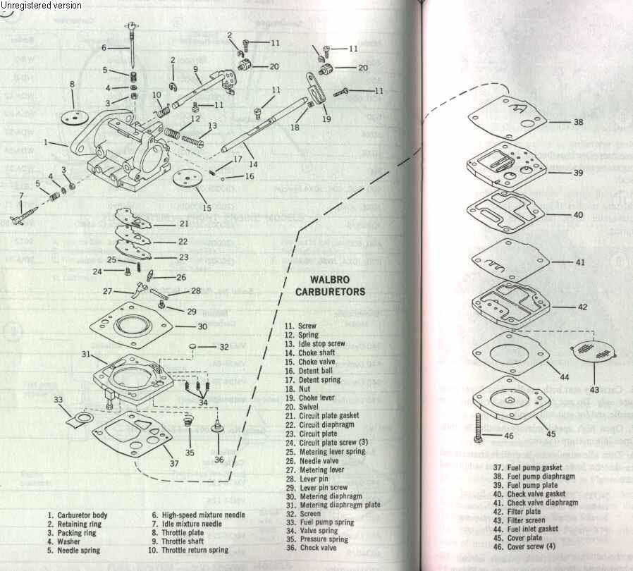 John Deere L111 Parts Diagram