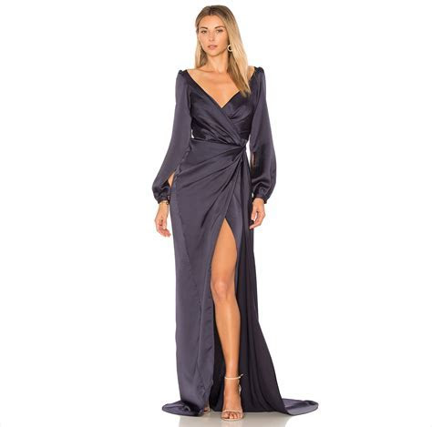 Wedding Guest Dress Ideas: Long Sleeve Dresses   Inside