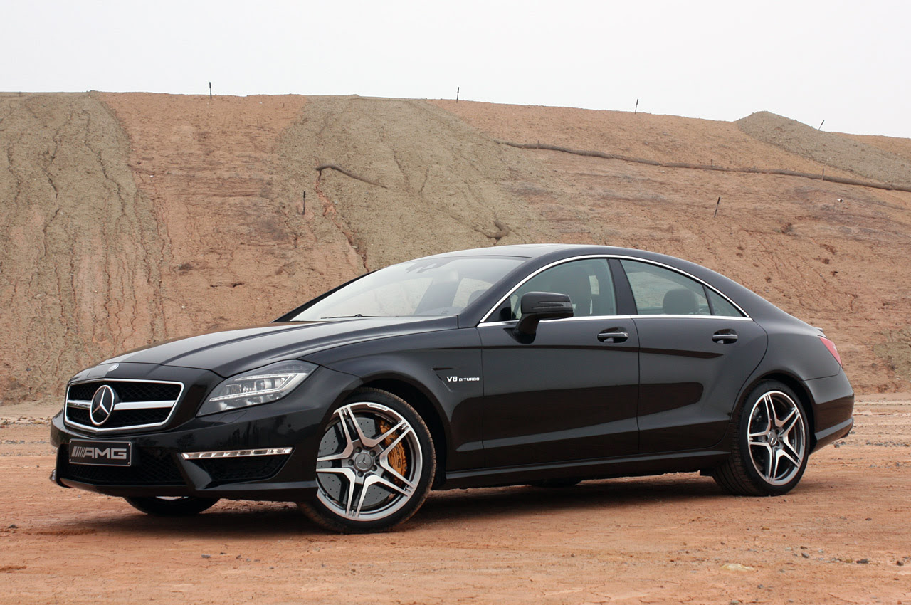 2012 Mercedes-Benz CLS63 AMG: First Drive Photo Gallery ...