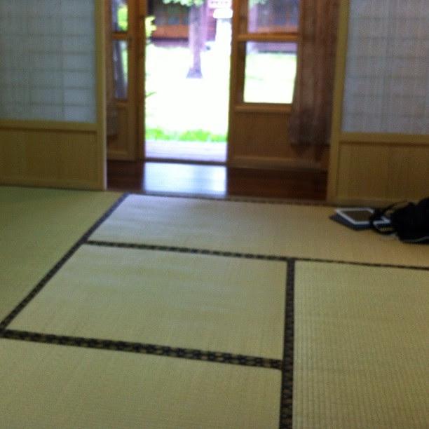 能睡在這麼棒的日式旅館,真幸福