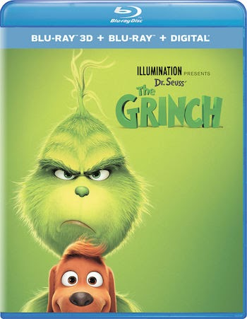  The Grinch 2018 Dual Audio Hindi 720p 480p BluRay 750mb And 300mb
