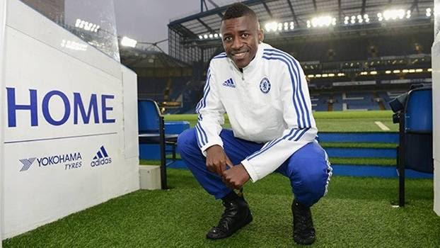 Ramires não está sendo aproveitado no Chelsea
