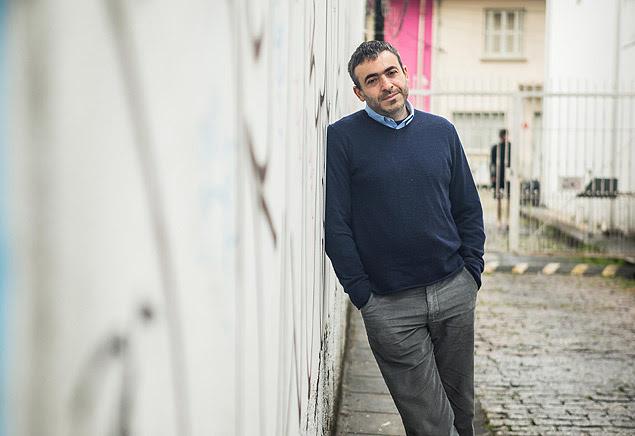 O professor de filosofia da Unicamp Marcos Nobre