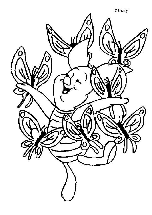 600 Top Coloring Pages Winnie The Pooh For Free