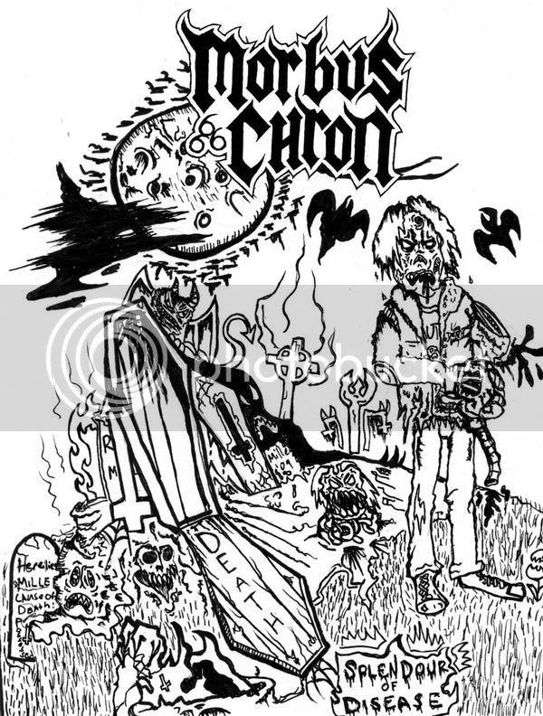 MORBUS CHRON Splendour Of Disease