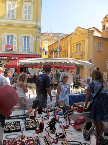 french flea markets