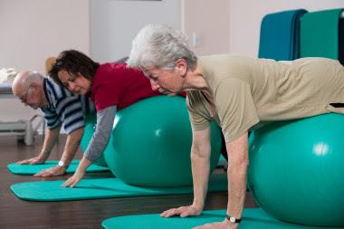 <p>Es importante promocionar actividades físicas en mayores de 55-60 años. / Imagox</p>
