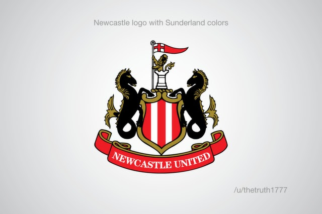 Crests of Premier League Clubs Reimagined With Rival Team ...