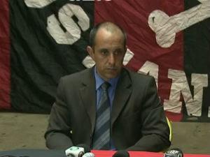 Juliano Rodrigues, de 42 anos, foi preso neste sábado (15) (Foto: Reprodução/RPC TV)