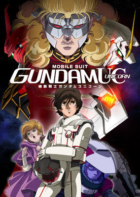 Mobile Suit Gundam UC - Season 1