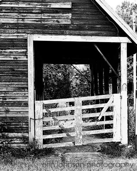 rustic home decor black and white landscape photography