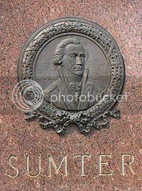 monument to Thomas Sumter, Revolutionary War general