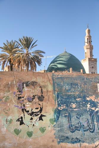 Bashir Al Assad with Hearts