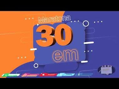 Tá conectando aqui a Maratona 30 em 1 do Marketing 6.0