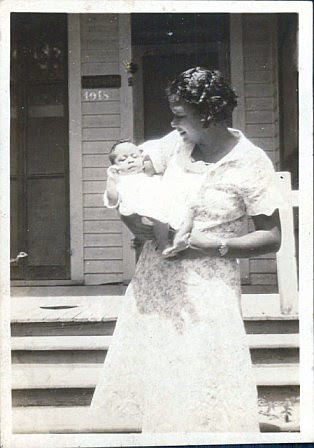 aunt thelma and baby
