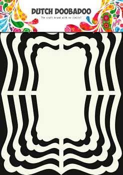 Dutch Doobadoo - Shape Art- 102