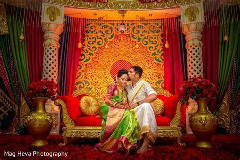 Klang, Malaysia Indian Wedding by Mag Heva Photography