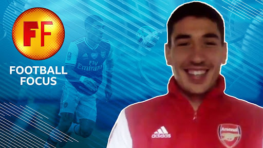 Avatar of FA Cup final: Hector Bellerin has designed Arsenal's cup final suits