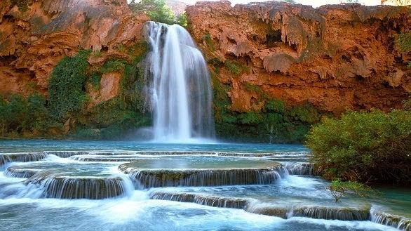 4 Sungai di Dunia ini Sumber Airnya Berasal dari Surga