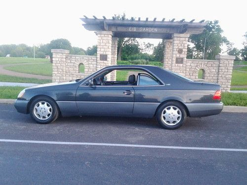 Sell used 1995 Mercedes Benz S600 V12 Coupe in Kansas City ...
