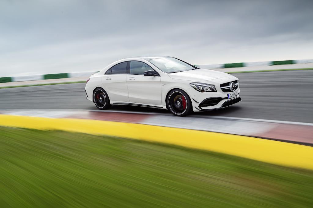 The Storm From Stuttgart: Mercedes-Benz's 18 Fastest Cars