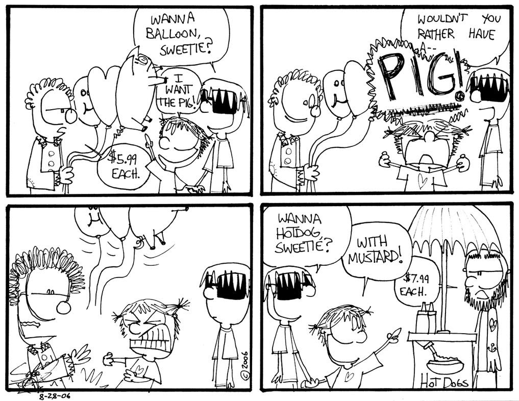 pig by komiks  on DeviantArt