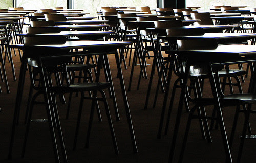 classroom by Lauren Manning, on Flickr