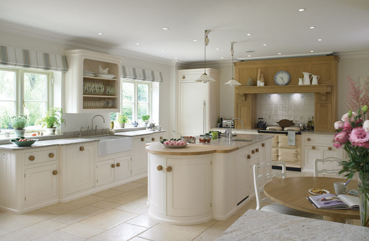 5 ingredients for a perfect English Kitchen - The English Home
