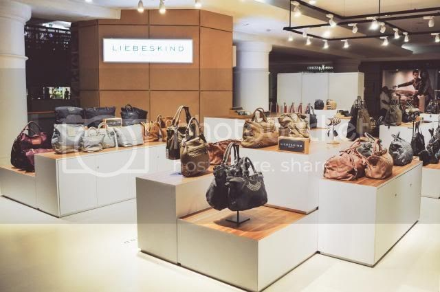 liebeskind pop up store plaza indonesia