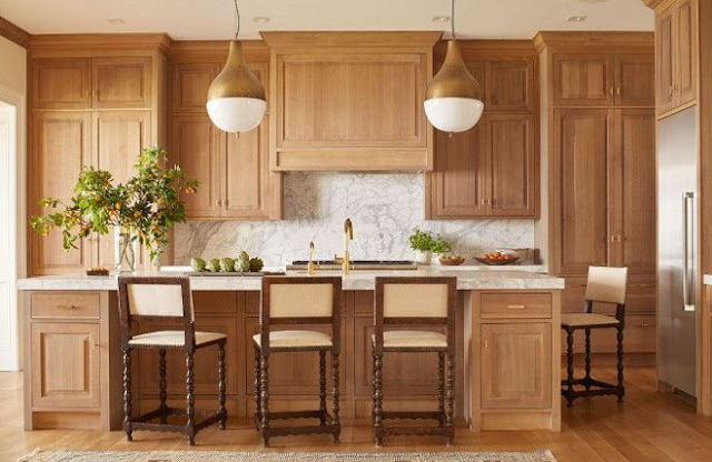 White Oak Kitchen Cabinets - Top Trends In Hardwood Kitchen Cabinetry American Hardwood Information Center