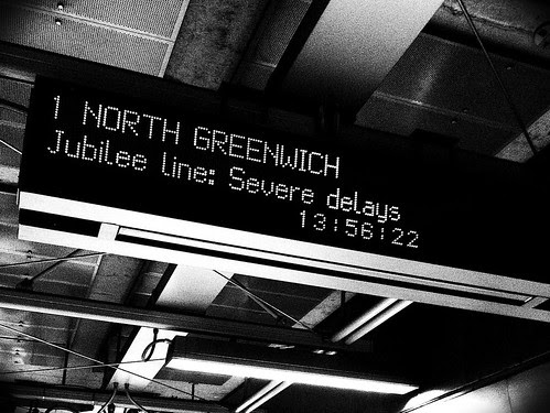 Same old Jubilee line by geese