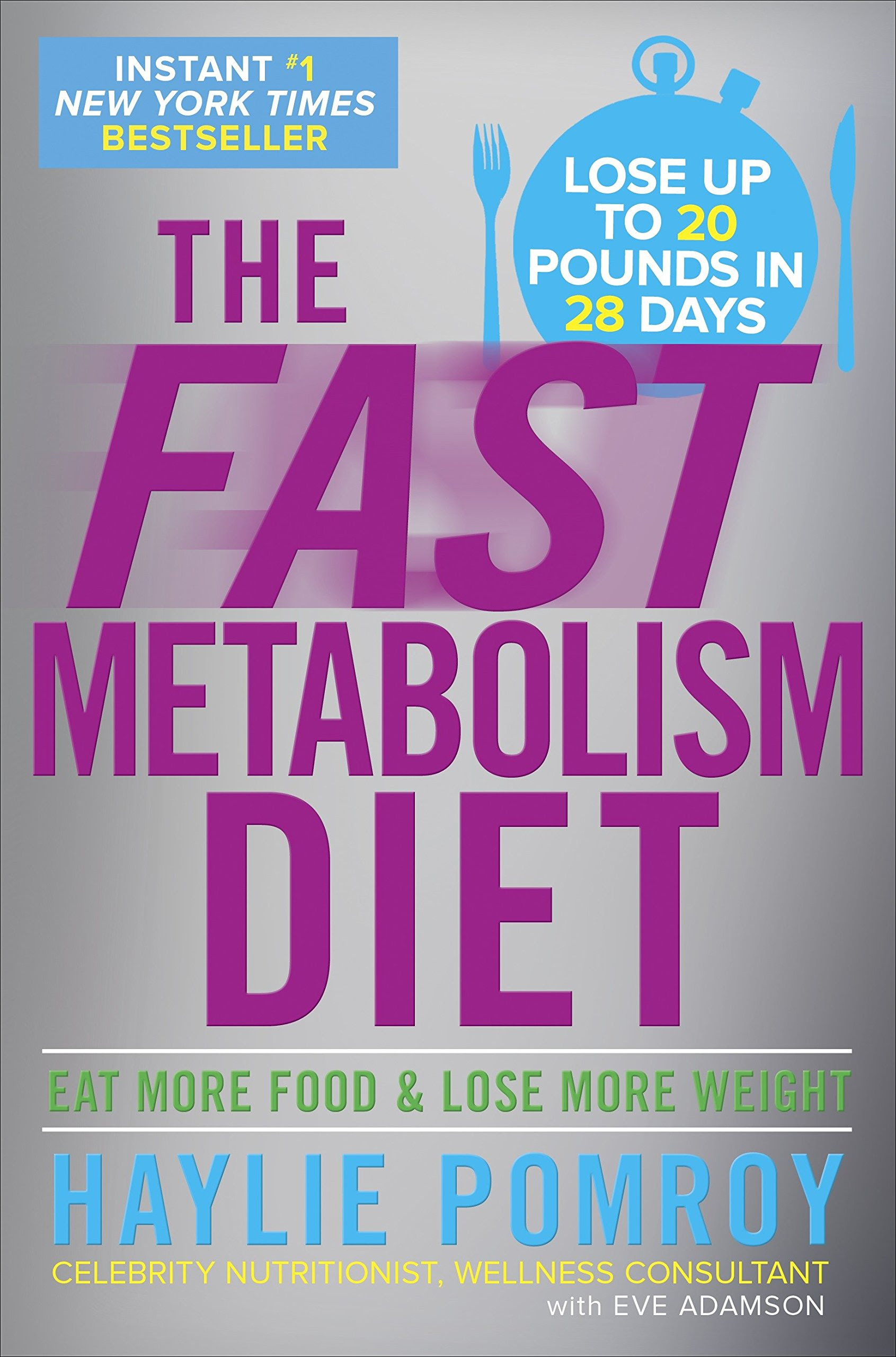 The Fast Metabolism Diet Review: Will You Burn Fat Faster ...