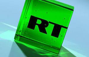 Televisora Rusia Today. Foto: Archivo.