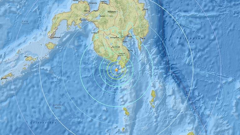Φιλιππίνες: Δεν έχουν αναφερθεί θύματα ή υλικές ζημιές από τον ισχυρό σεισμό