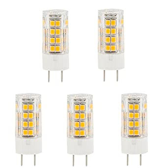 HERO-LED T4 G8.6 / GY8.6 Base LED Halogen Replacement Bulb ...