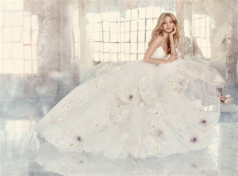 Breathtaking Gowns by Hayley Paige   Wedding Planners