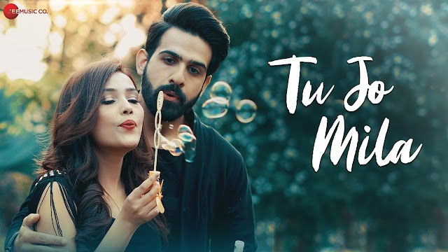 Tu jo mila lyrics - Shehla khan